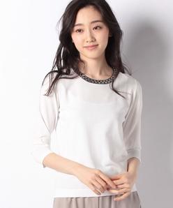 【アンサンブル対応】ARINA ビーズ刺繍プルオーバー