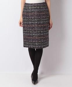 【Precious掲載】【40周年記念】【セットアップ対応】ツィード タイトスカート