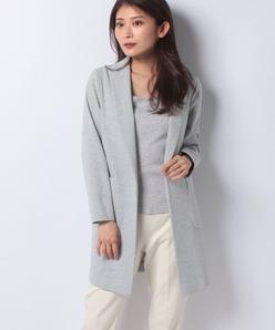 【セットアップ対応】シェルタリングドライポンチ ロングジャケット