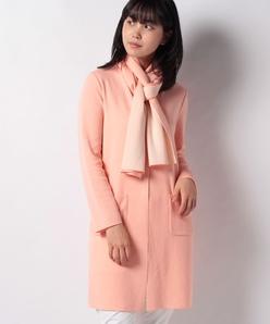 NADIA リバーシブル編み ニットジャケット