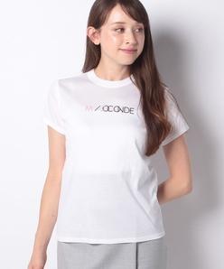 【洗える】ロゴプリントTシャツ