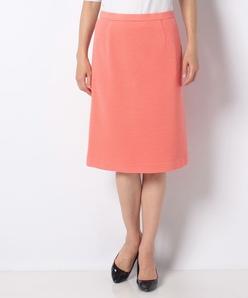【セットアップ対応】リップルジャージー Aラインスカート
