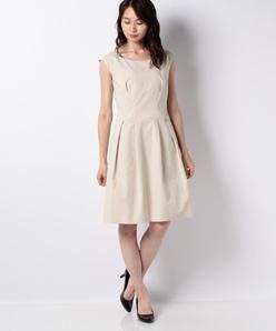 Jタフタ ドレス