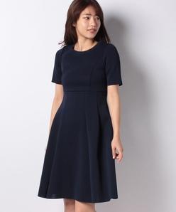 【セットアップ対応】AMOSSA ミラノリブニットドレス