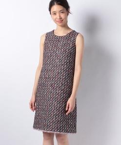 クラレンソン MIXツィードドレス
