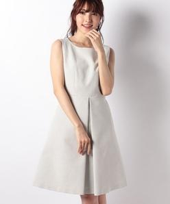 Dutel ドットジャカード ドレス