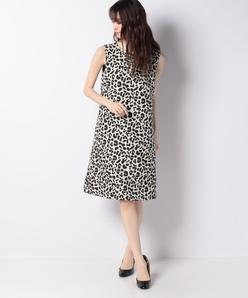 アニマルジャカード ドレス