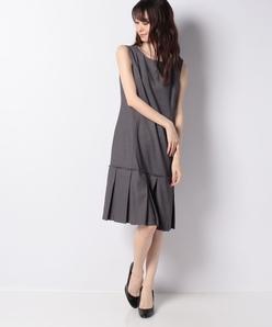 マイクロギャバ タックドレス