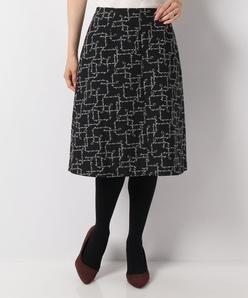 Dutel ジャカード スカート