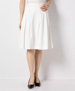 グログランポンチ フレアスカート