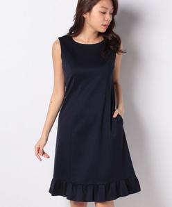 レーヨンポンチ ドレス
