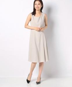 【洗える】ドビークロス ドレス