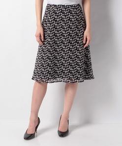 【セットアップ対応】ブロックケミカルレース セミタイトスカート