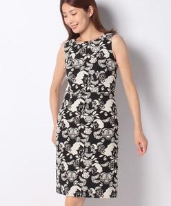 Dutel クライングガールジャカード ドレス