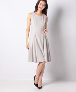 【セットアップ対応】ウールメルトン ドレス