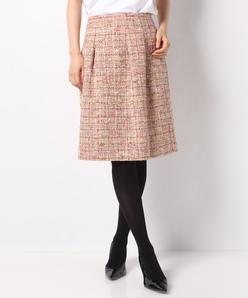 【セットアップ対応】カンポーレツィード スカート