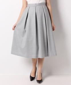 【セットアップ対応】ハイカウントフラノ スカート