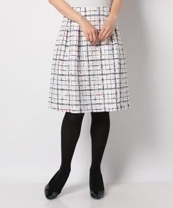 【セットアップ対応】クラレンソンツイード スカート