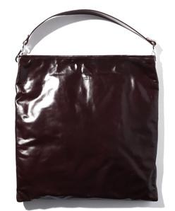 アニリン シンプルハンドルバッグ