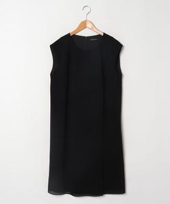 【大きいサイズ】【セットアップ対応】フェールドゥスモン アシンメトリードレス