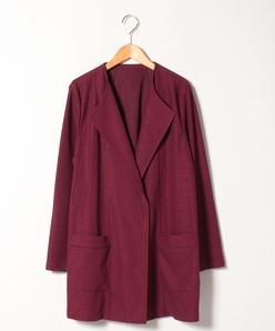 【大きいサイズ】アンダルシア ロングジャケット