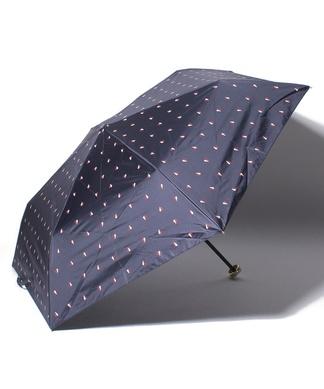 【晴雨兼用】ハート柄折り畳み傘