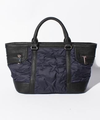 【STORY12月号掲載】スターキルトのハンドバッグ