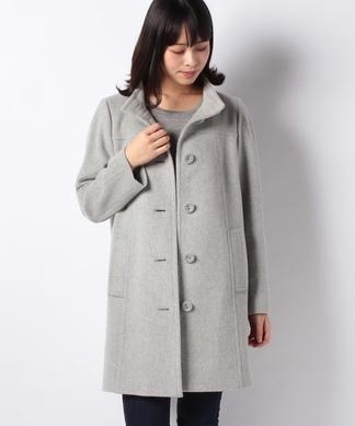 【特別提供品】スタンドカラーコート