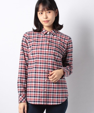 【特別提供品】【SOMELOS】チェックシャツ