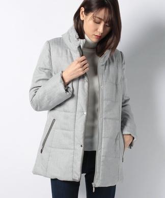 【特別提供品】ハイネック中綿コ-ト
