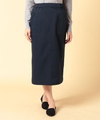 カジュアルタイトスカート