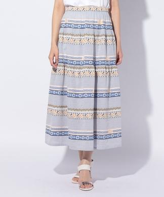 【DEVEAUX.S.A.】ティアードスカート