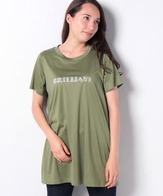 【特別提供品】ロゴのチュニックTシャツ