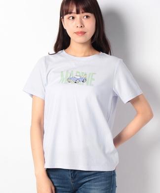 【特別提供品】ロゴと車モチーフTシャツ