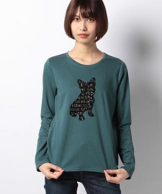 アニマルモチーフTシャツ