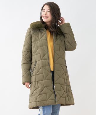 【特別提供品】中わたのキルトコート