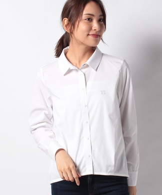 ワンポイントシャツ