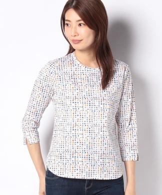 フラッグ柄Tシャツ