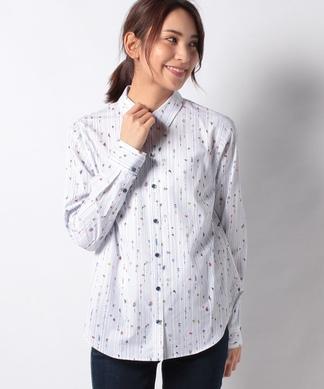 【LEGGIUNO】マリンモチーフシャツ