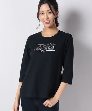 シティモチーフTシャツ