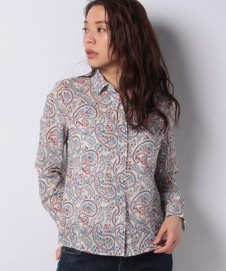 【LISA】ペイズリーシャツ