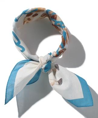 【nach】スカーフ