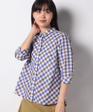 【PROFILO】チェックシャツ