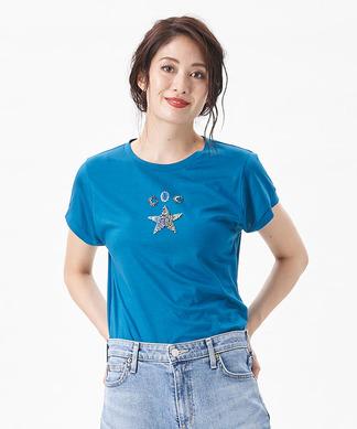 星モチーフTシャツ