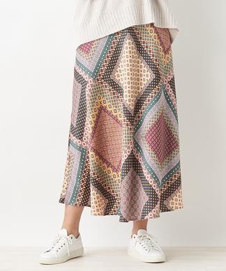 【LISA】ジオメトリックスカート