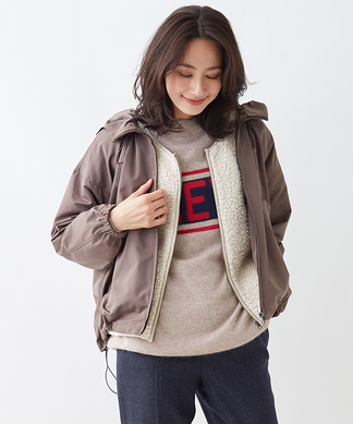 【3WAY】パーカジャケット