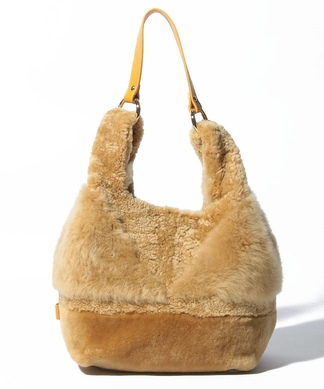 【LISA CONTE】2WAYハンドバッグ