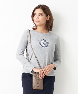 クラウンモチーフTシャツ