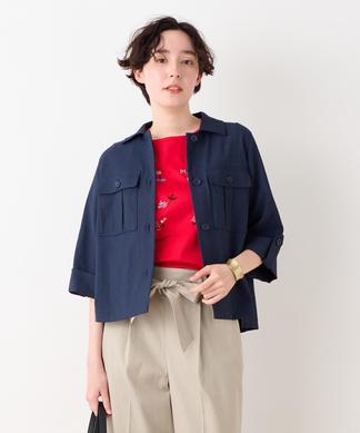 【特別提供品】サファリテイストジャケット