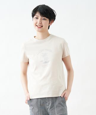 ヤシの木Tシャツ